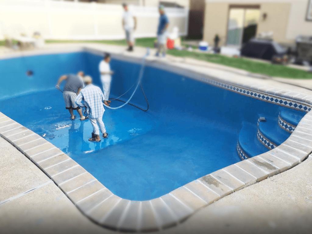 Diamond Brite Pool Resurface