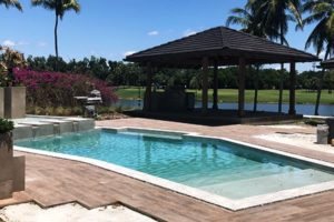 Pool Remodeling in Fort Lauderdale