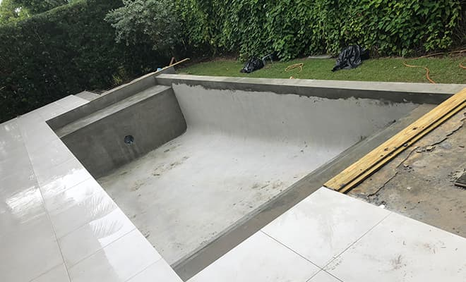 Pool Construction in Fort Lauderdale Florida