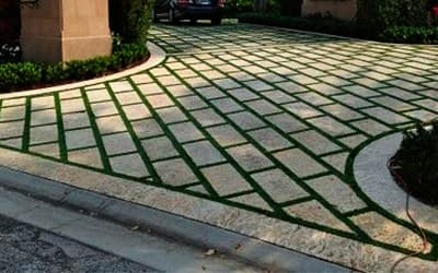 Custom Driveways in Florida