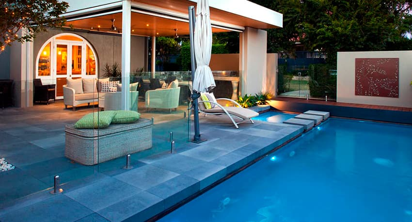 Custom Patios in Miami, Florida