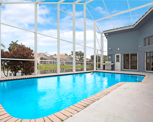 Pool Cleaning Service in Coral Springs