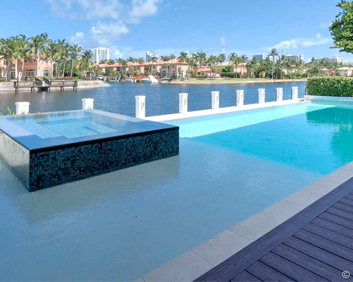 Pool Cleaning Service in Hollywood Florida