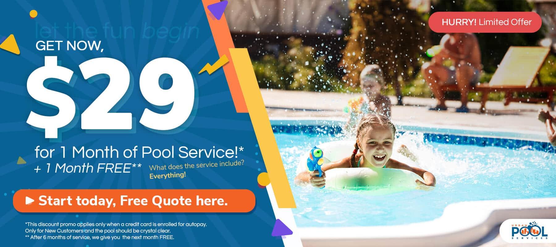 Pool Service in Florida Miami