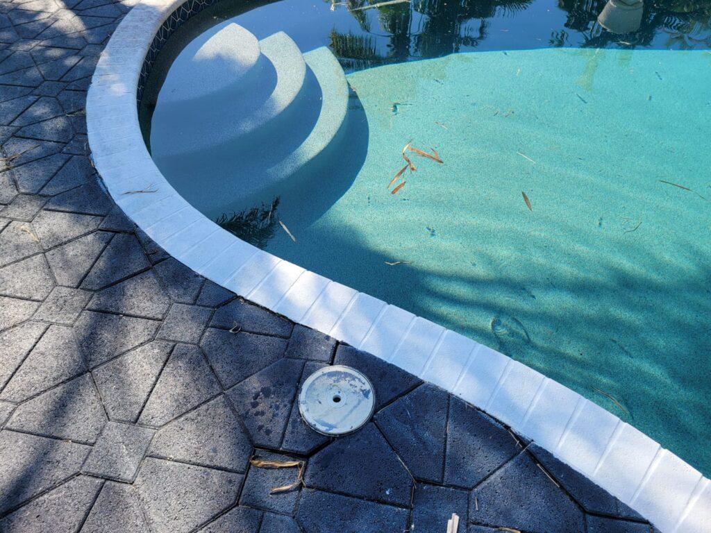 pool leak 1
