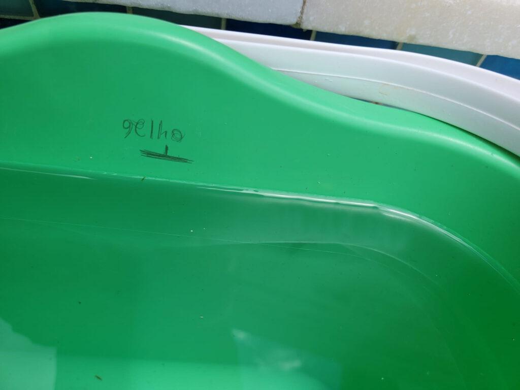 pool leak 6