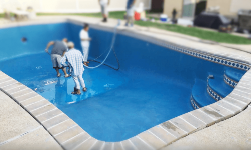 Diamond Brite Pool Resurface