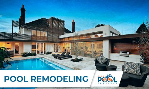 Pool Remodeling Service